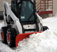 SNOW REMOVAL - COMMERCIAL AND RESIDENTIAL SERVICES -