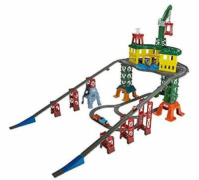 Thomas and Friends Super Station multi-system train set with over 35 feet of ...