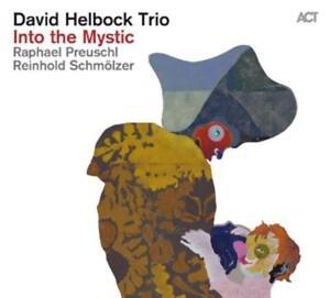 David Helbock Trio - Into the Mystic - CD NEU OVP