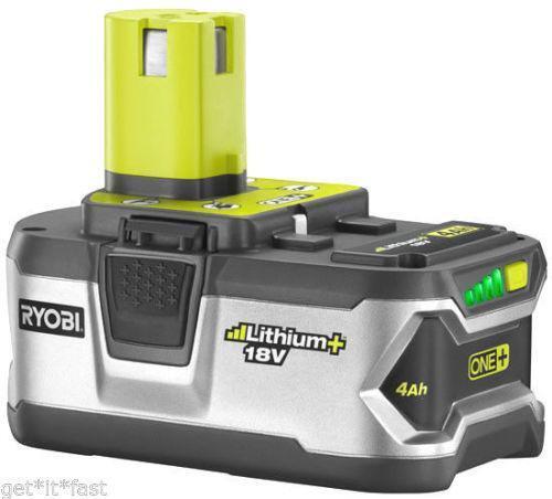 ryobi 18v lithium battery new ebay. Black Bedroom Furniture Sets. Home Design Ideas