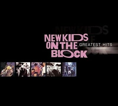 New Kids on the Block - Greatest Hits [New CD] Germany -