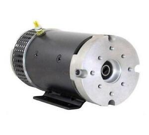 HYDRAULIC PUMP MOTOR FOR YALE MATERIAL HANDLING UNIT 614013407 MDR-50002