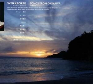 Sven Kacirek - Songs from Okinawa - CD NEU
