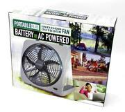 Ventilator Batterie