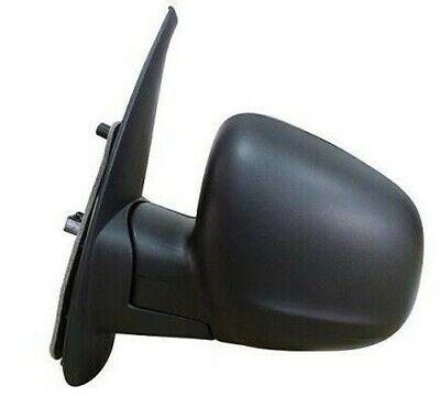 Espejo Retrovisor Para Renault Kangoo 2013 Eléctrico Negro Izquierdo
