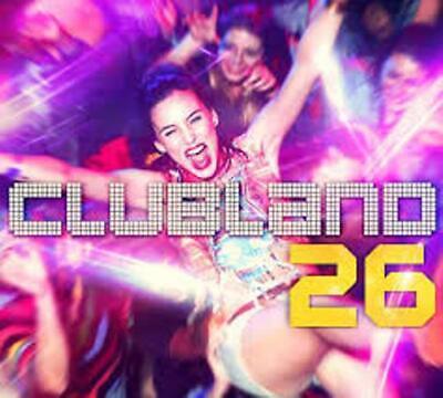 Clubland 26 (3 Cd Digipak) SEALED