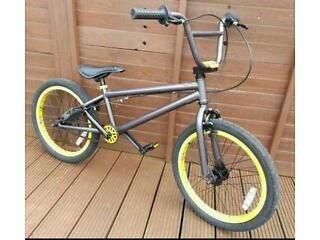 Freestyle bmx stunt bike !!!