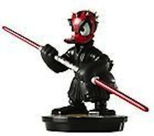 disney classic collection star wars donald duck darth maul new with box #4021346