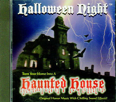 Halloween Music With Sound Effects (HALLOWEEN NIGHT: ORIGINAL HORROR MUSIC with CHILLING HAUNTED HOUSE SOUND)