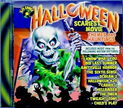 DJ's Choice HALLOWEEN SCARIEST MOVIE THEMES & HAUNTINGS: HORROR MUSIC & - Halloween Movie Theme Music