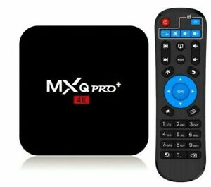 Android TV Box - MXQ Pro 4K - Android 8.1 2GB/16GB or 1GB/8GB