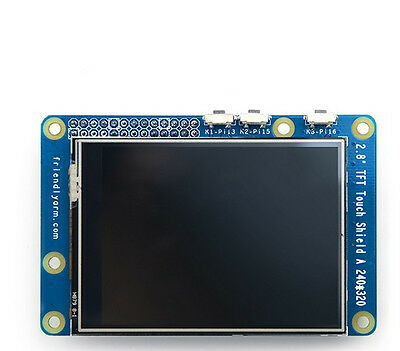 2.8 Inch Resistive Touch Screen Spi Tft Module For Nanopi 2 Raspberry Pi Arduino