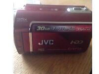 Jvc camera