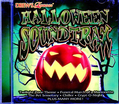 Dead Famous Halloween Party (Drew's Famous HALLOWEEN SOUNDTRAX: SPOOKY PARTY SONGS TO RAISE THE DEAD)