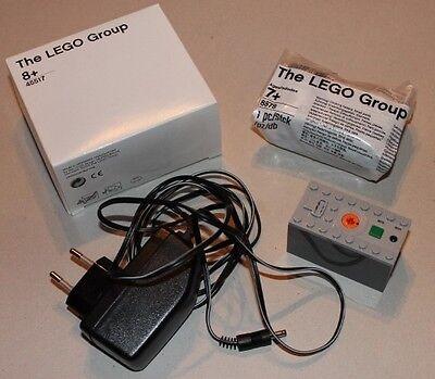 Lego Powerfunction 1x Akku 8878 und 1x Ladekabel 8887 / 45517 - NEU online kaufen