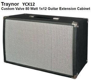 Wanted: Traynor YCX12 guitar extension cabinet