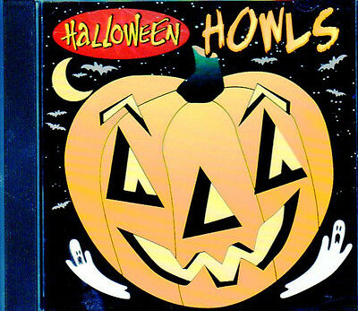 HALLOWEEN HOWLS: VINTAGE HORROR SOUND EFFECTS - CLASSIC SCARY HAUNTED HOUSE! - Halloween Howls