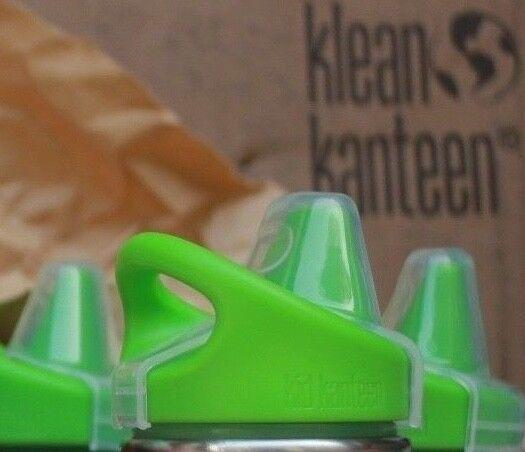 Klean Kanteen Classic SIPPY Cap Lid Kids Water Bottle standa