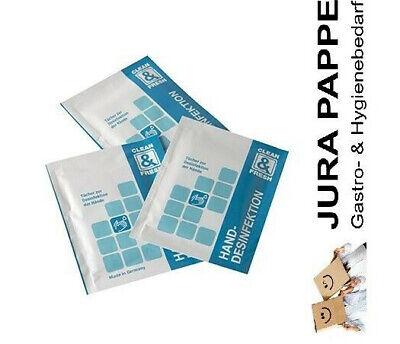 Desinfektionstücher für Hand + Flächendesinfektions tuch Hände Pads 250 Stück
