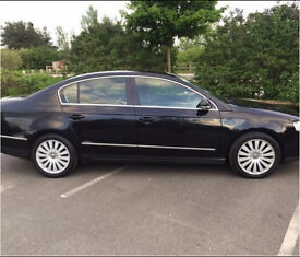 Volkswagen Passat highline ,top spec , full vw service history, 2 keys ,
