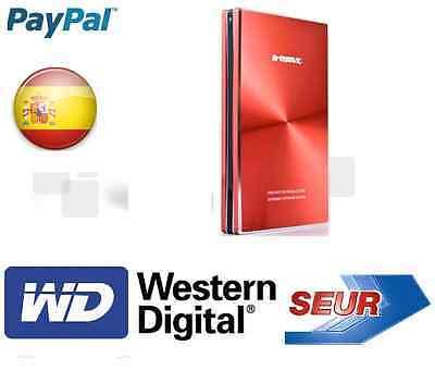OFERTA DISCO DURO EXTERNO 500GB WD WESTERN DIGITAL Y CAJA USB 3.0, usado segunda mano  Embacar hacia Argentina