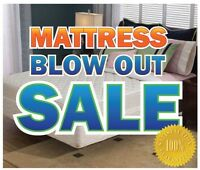 SERTA Wholesale Luxury King Size Mattress Bed SALE.