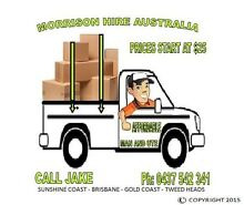 Affordable Man and Ute By: Morrison Hire Australia Marsden Logan Area Preview