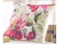 Gorgeous Pink Flower Cushion