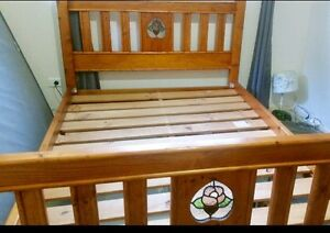 Queen Bed Frame with Mattress $249 Marsden Logan Area Preview