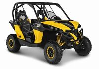 2015 Can-am MAVERICK X XC DPS 1000R (NEUF)