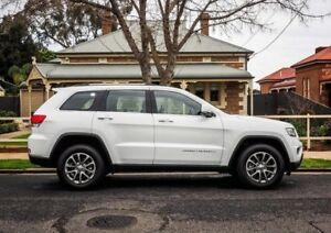 2016 Jeep Grand Cherokee WK MY15 Laredo 4x2 White 8 Speed Sports Automatic Wagon