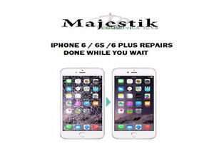 IPHONES REPAIRS ON THE SPOT 613-342-0831 1000 ISLAND MALL