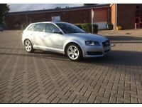 Audi A3 2.0 TDI Black Edition Sportback 5dr Finance Available Upon Request