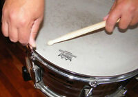 Drum & Percussion Tuning