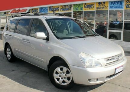 2008 Kia Grand Carnival VQ (EX) 5 Speed Automatic Wagon Cannington Canning Area Preview