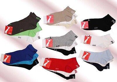€ 4,49/ Einheit PUMA Sneaker Socken 251015 3erPACK 65%Baumwolle Kurzschaft