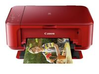 Cannon WiFi printer and scanner