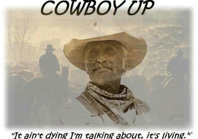Lonesome Dove Gus Quote Horse Refrigerator magnet