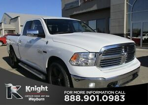 2014 Ram 1500 SLT Heated Seats Sunroof Remote Start Back-Up Cam