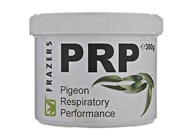 Frazers PRP Respiratory Respo Orni Poultry Racing Pigeon