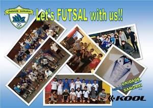 結束、侍フットサル! SAMURAI Futsal ! Sydney City Inner Sydney Preview