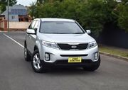 2013 Kia Sorento XM MY14 Si 4WD Silver 6 Speed Sports Automatic Wagon Medindie Walkerville Area Preview