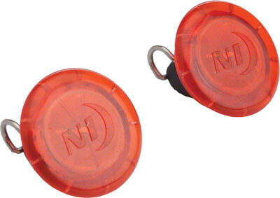 4-Pack of 2 Nite Ize See/'Em LED Mini Spoke Lights Red Safety Bike Indicators