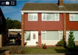 3 Bedroom Semi-Detached House to let in Acklam