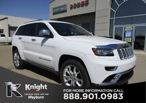 2014 Jeep Grand Cherokee Summit Heated/Cooled Leather Remote Sta