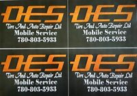 Des Automotive Mobile Mechanic