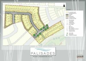 Largest Lots in Town, Phase 2 In Laebon's Palidases, Penhold!