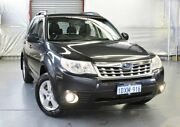 2012 Subaru Forester S3 MY12 X AWD Luxury Edition Grey 4 Speed Sports Automatic Wagon Myaree Melville Area Preview