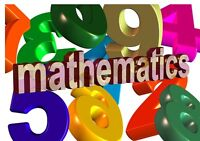 Math and Stat Courses in any level- rate: 18$ !!!!!