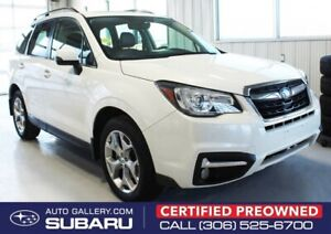 2018 Subaru Forester Limited | AWD | NAVIGATION | LEATHER | SUNR